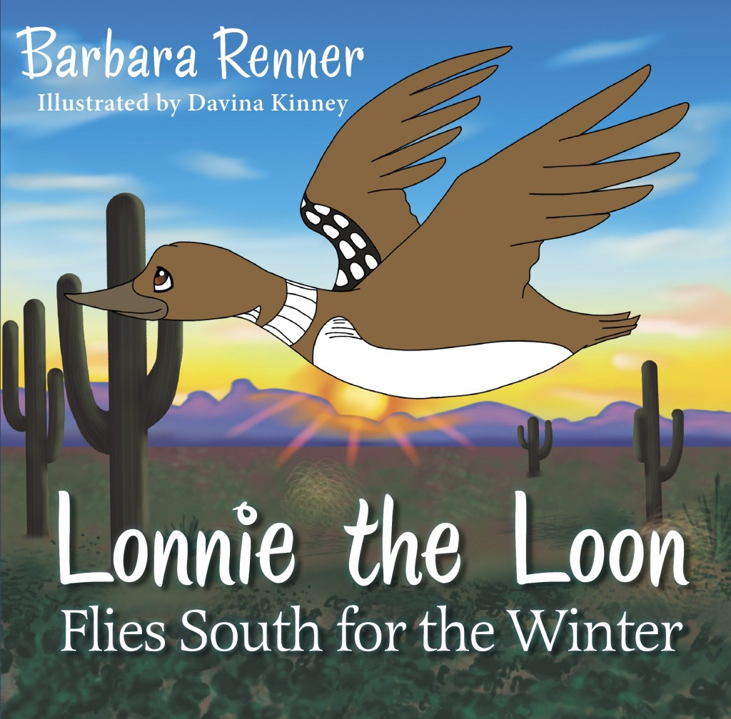 Lonnie the Loon Flies South for the Winter, Books by Renner Writes