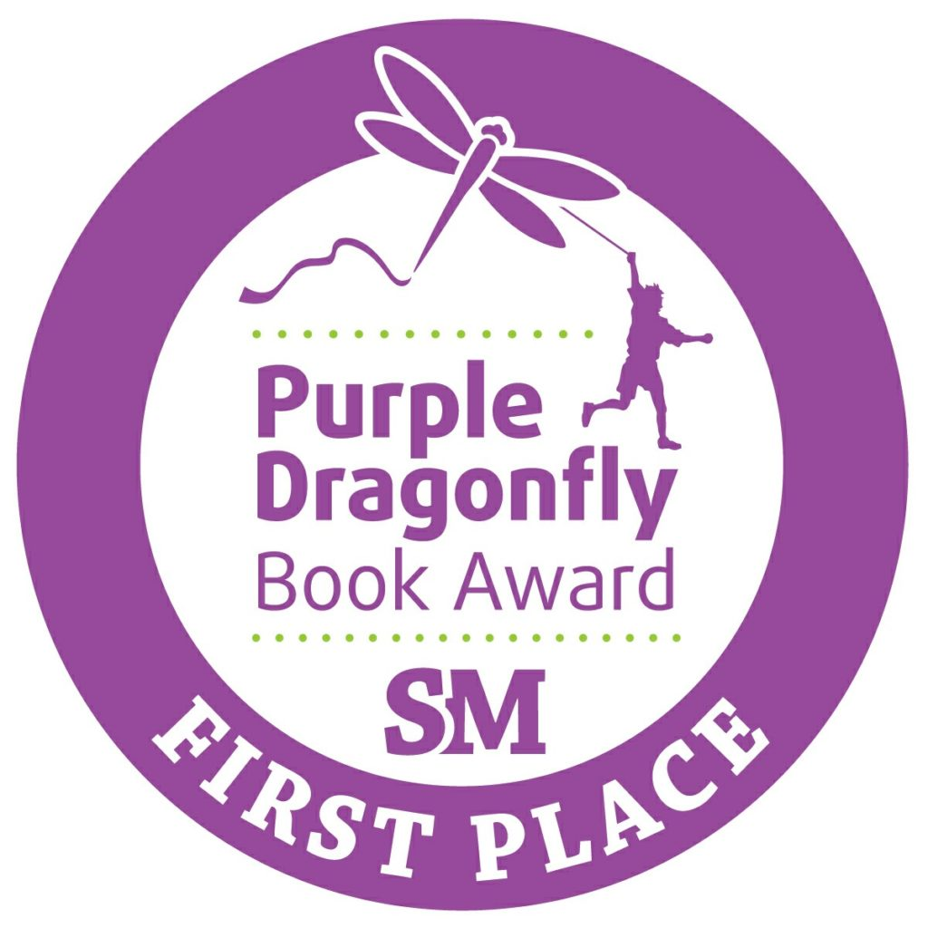 Purple Dragonfly Book Award, First Place