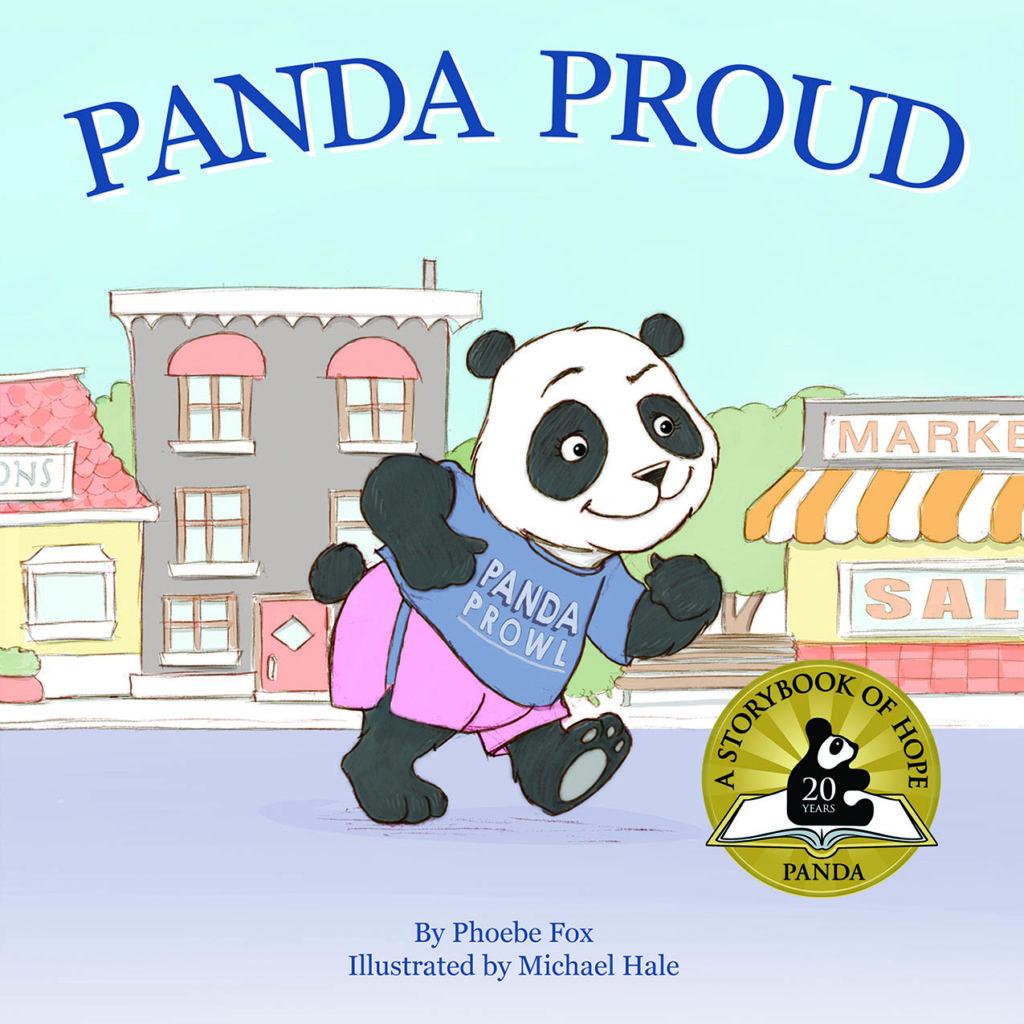 Panda Proud by Phoebe Fox