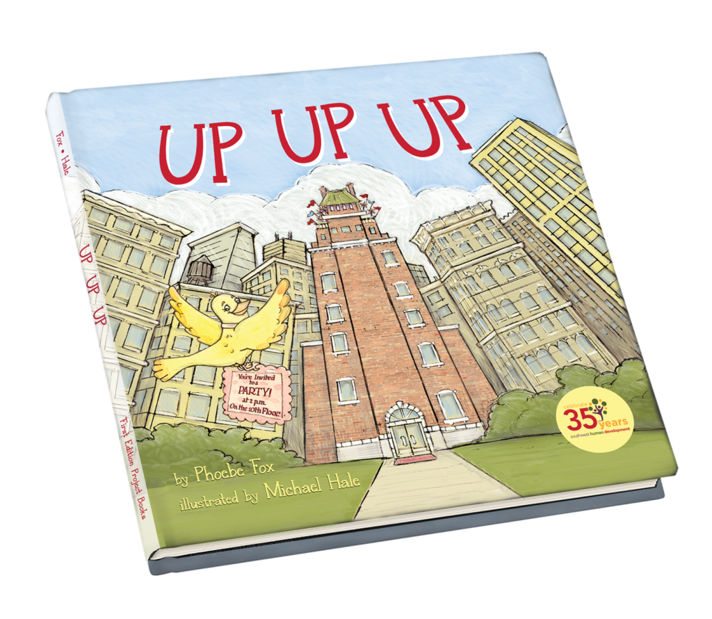 Up Up Up by Phoebe Fox